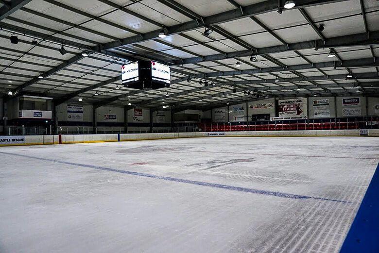 Warners Bay ice skating
