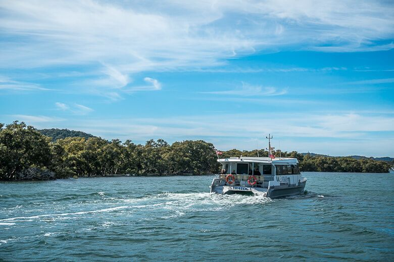 Central Coast Ferries