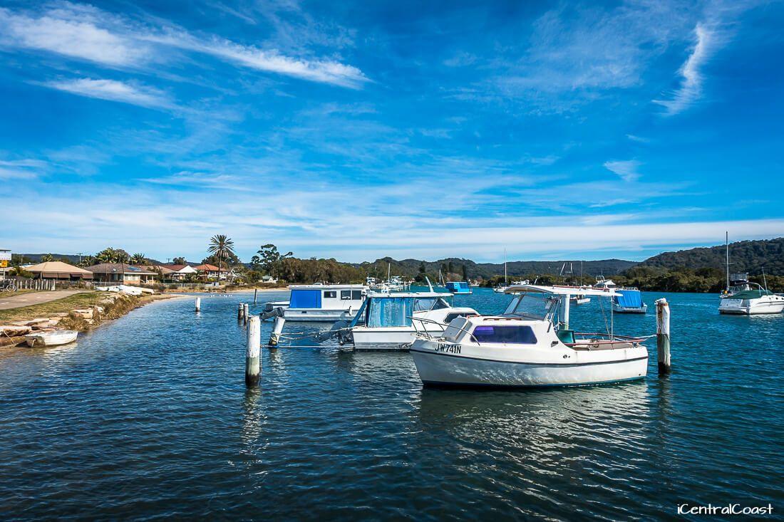 Woy Woy - Brisbane Water waterway