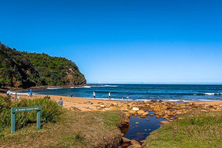 Little Beach walking trail