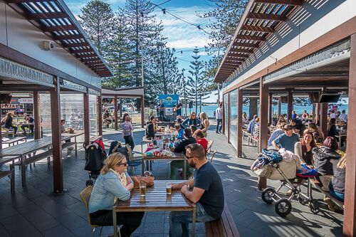 Best beach towns on the Central Coast
