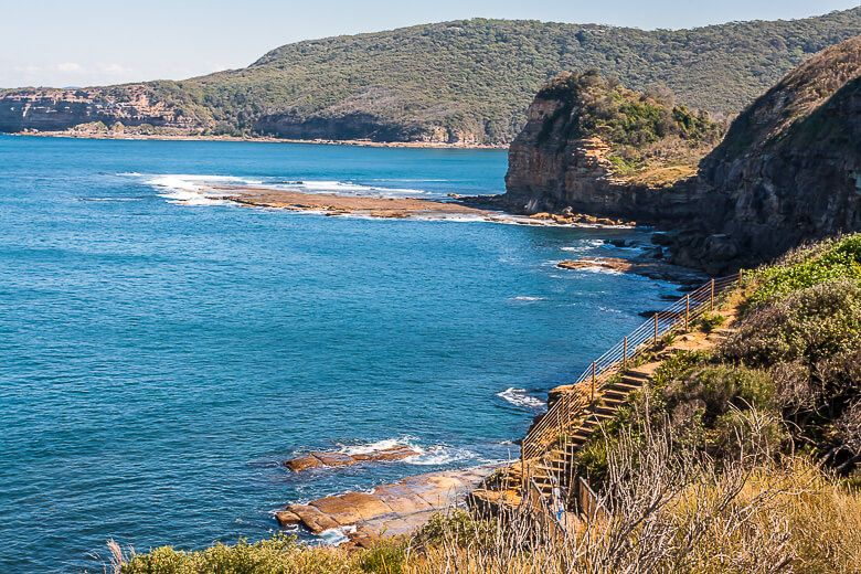 Coastal Walk Bouddi National Park