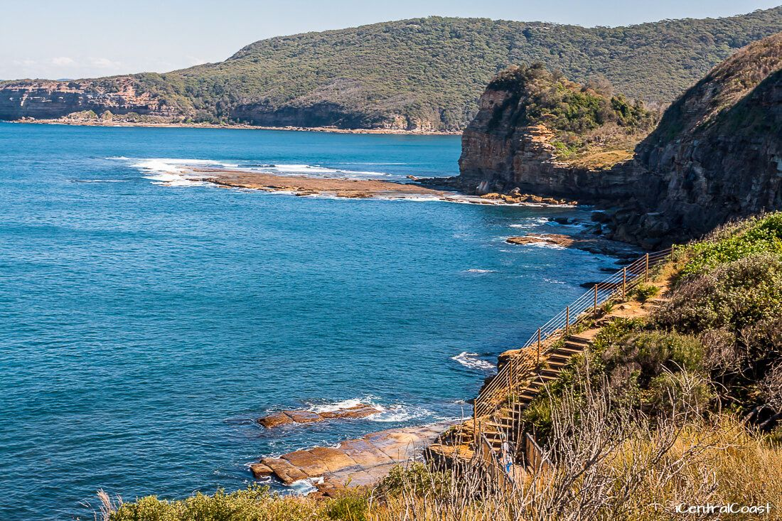 Bouddi national park coastal walk