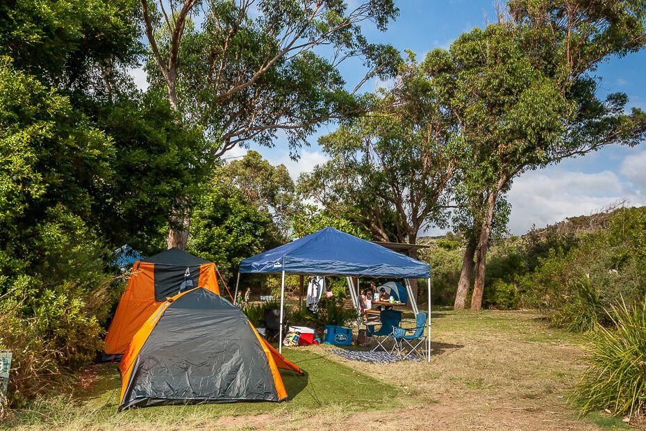 Putty Beach Campground