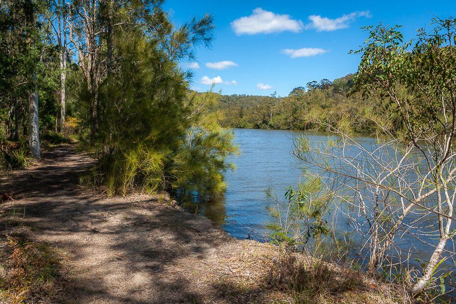 Mooney Mooney Creek, Mooney Mooney nature walk