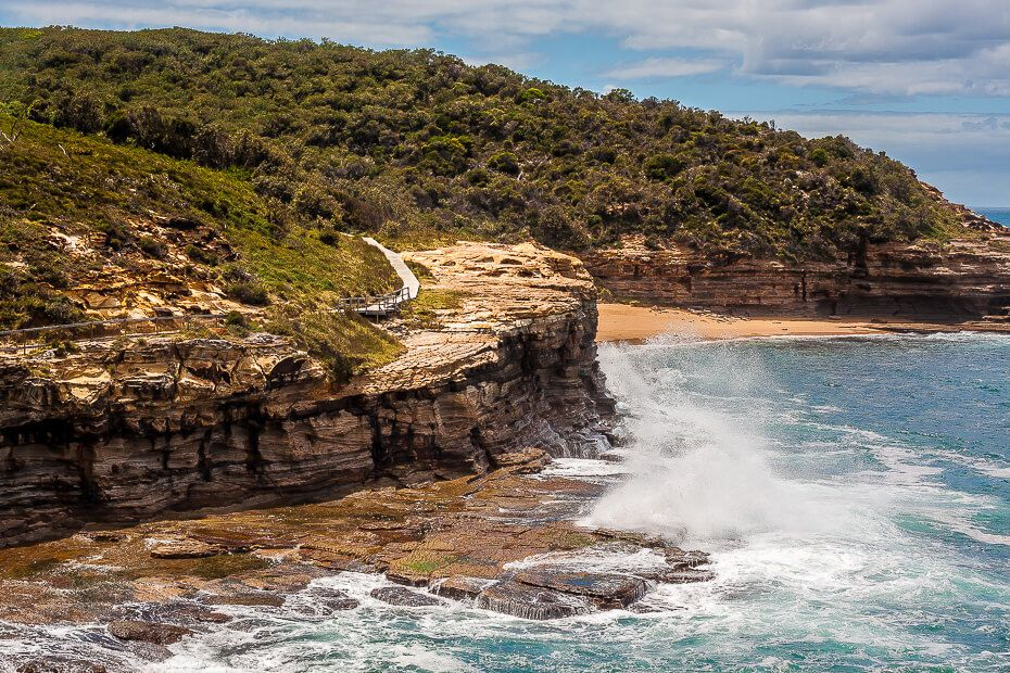 Coastal Walk, Bouddi National Park