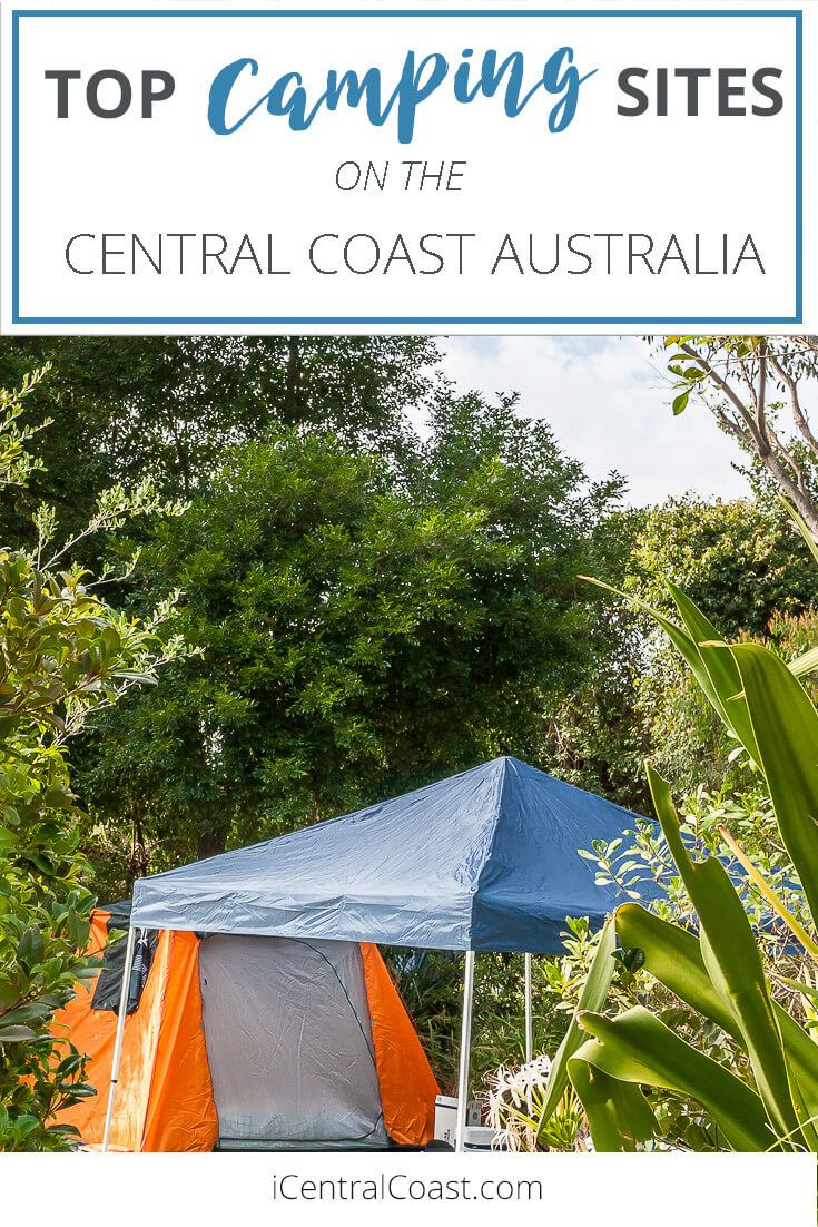 Want a nice camping getaway close to Sydney? These Central Coast's camping spots are the best places I know.