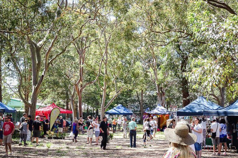 Woytopia sustainable living festival