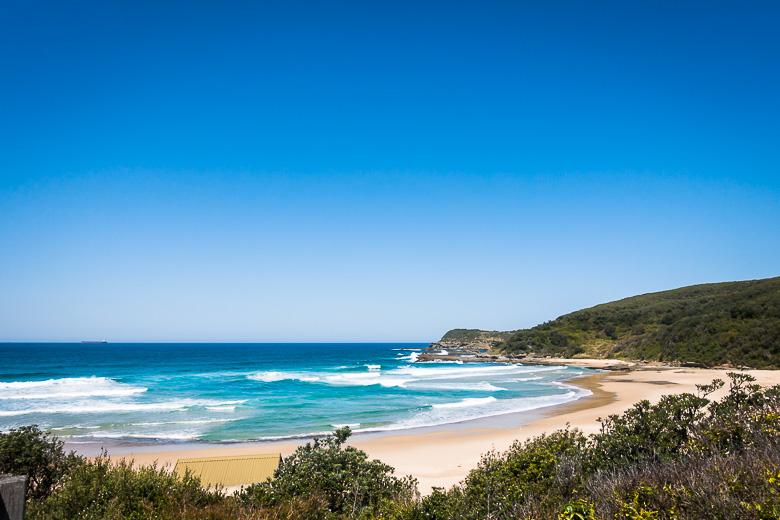 Best beaches Central Coast - Frazer Beach
