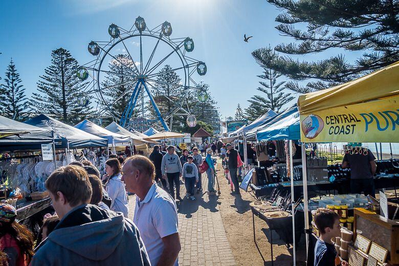 The Entrance Market