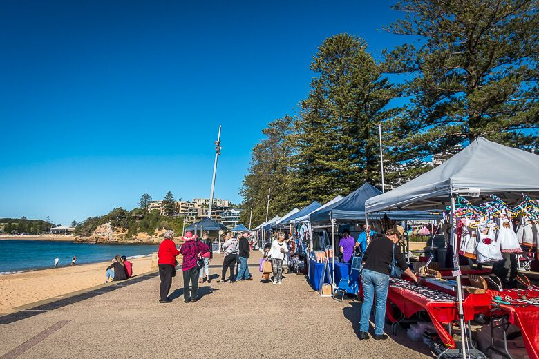 Terrigal Beach Markets