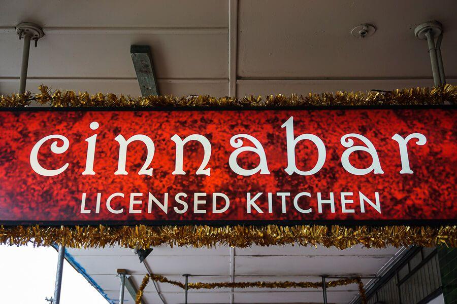 Cinnabar Kitchen