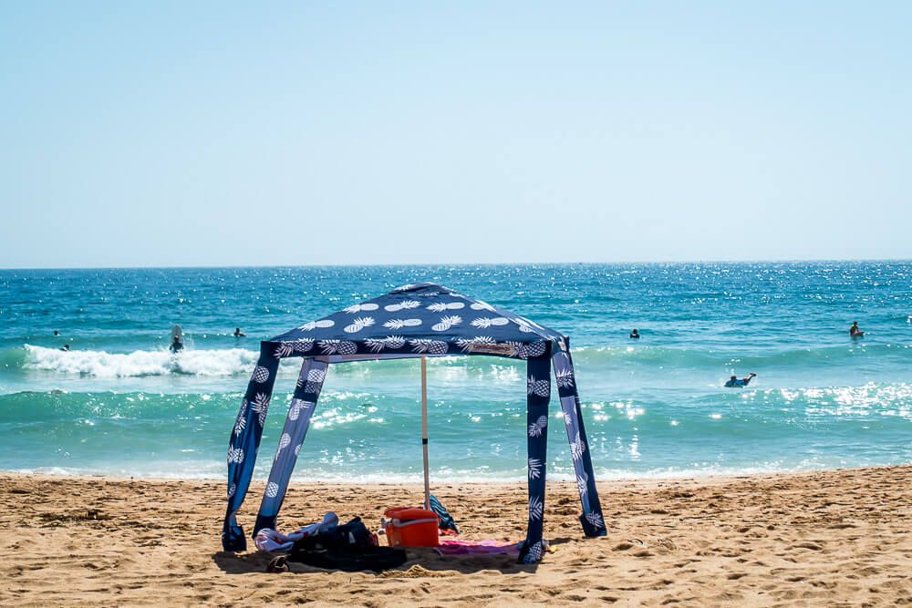5 Best Beach Tents And Shelters Australia 2019 Icentralcoast