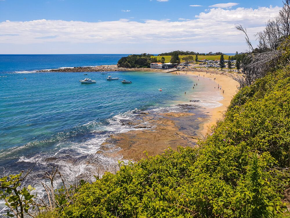 Day trips Central Coast - Terrigal Haven