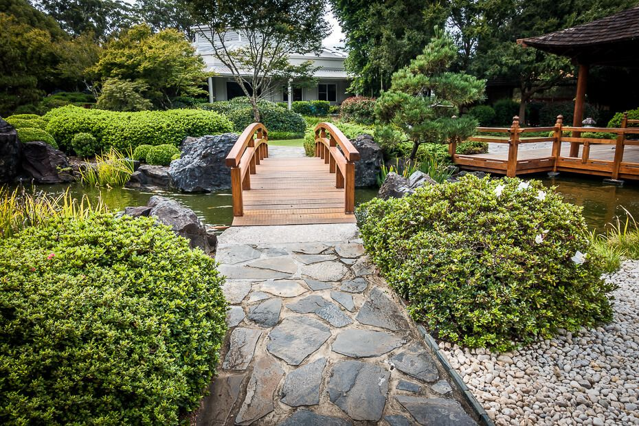 Edogawa Commemorative Garden
