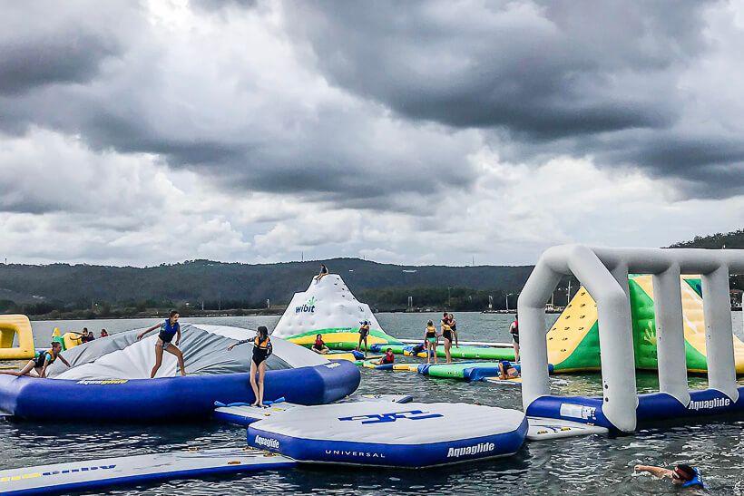 Central Coast Aquapark - attractions