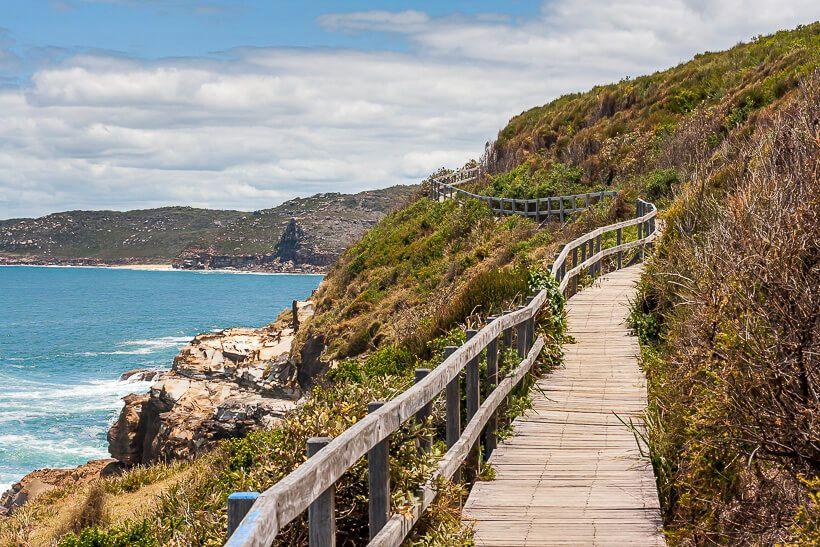 Central Coast bushwalks - Bouddi Coastal Walk