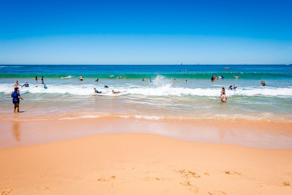 Central Coast family beaches