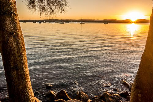 Lake Macquarie getaway