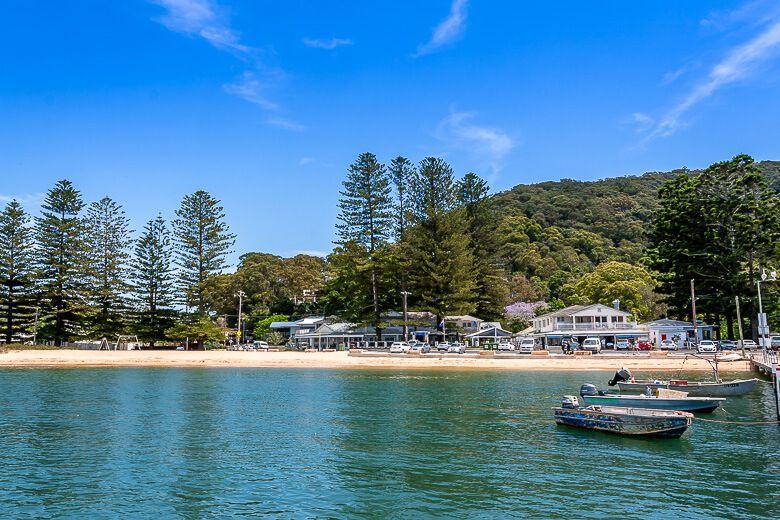 Patonga Beach and Hotel