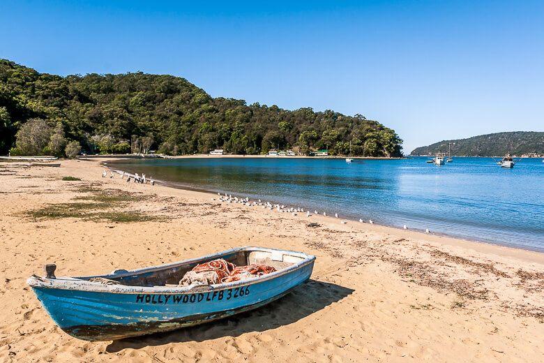Patonga Beach