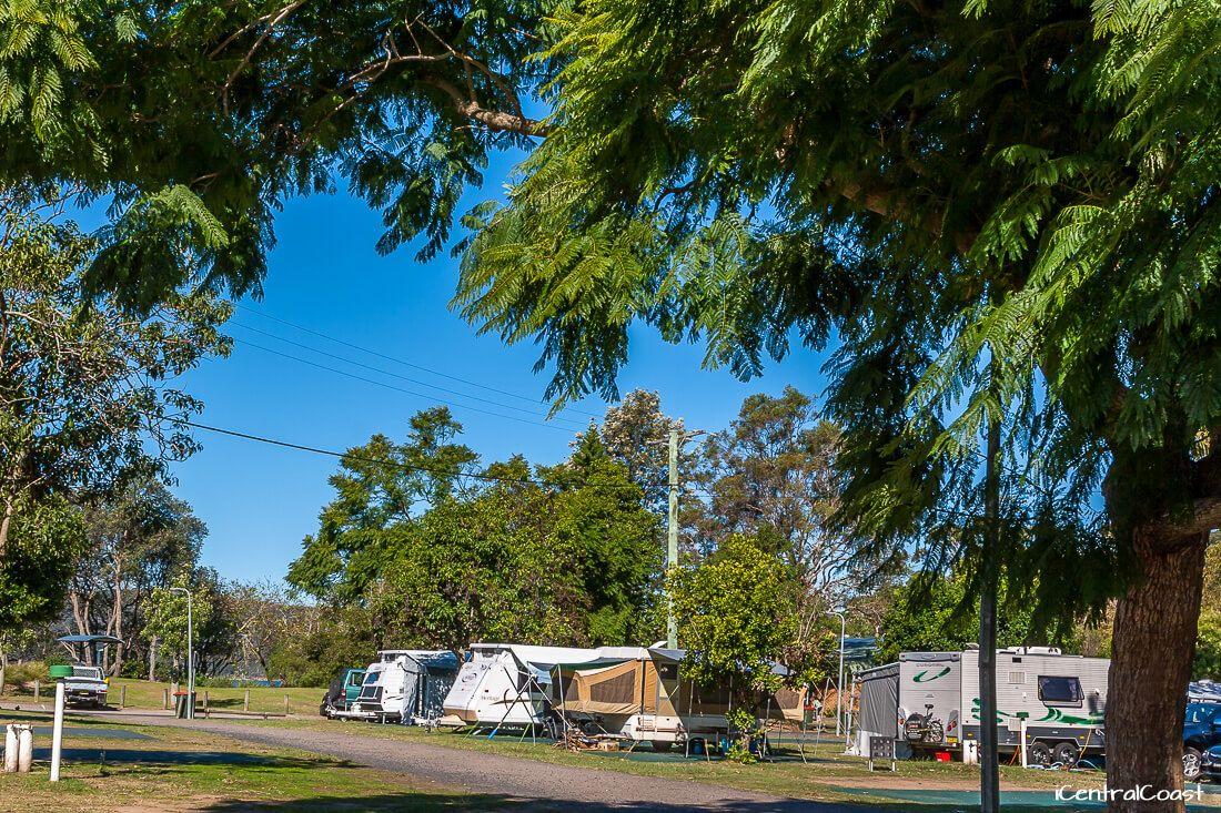 Patonga Camping Ground