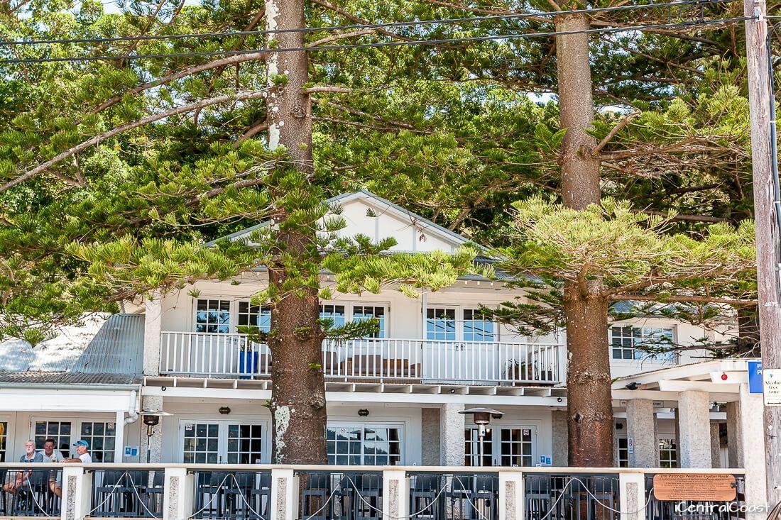 Patonga Hotel accommodation