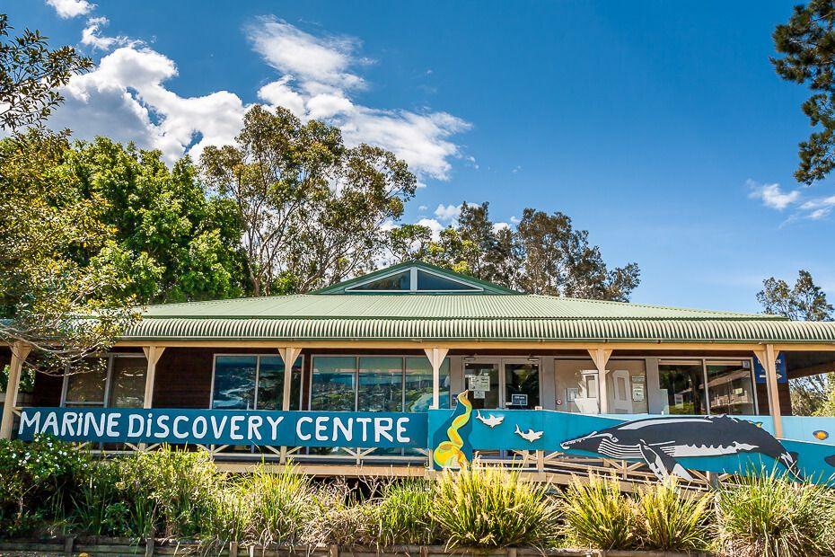 Central Coast Marine Discovery Centre
