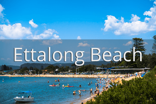 Ettalong Beach