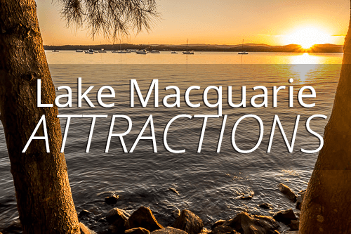 Lake Macquarie Attractions