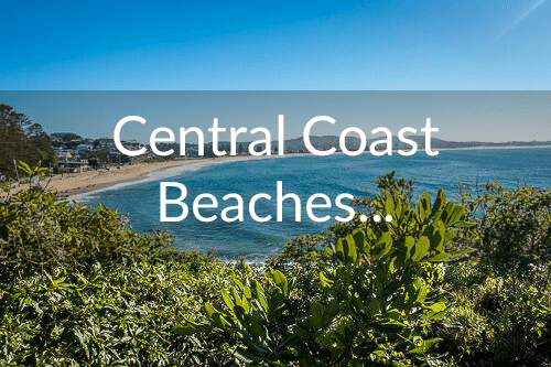 Central Coast beaches