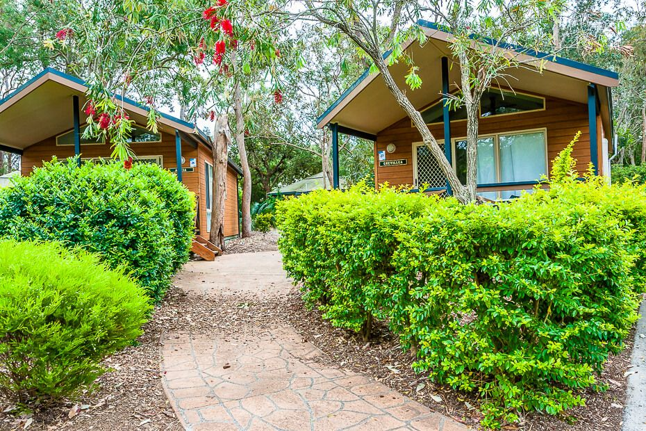 Gumnut Villas - NRMA Ocean Beach Resort & Holiday Park