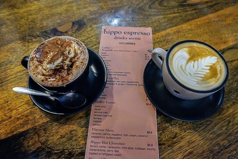 Warners Bay Hippo Espresso