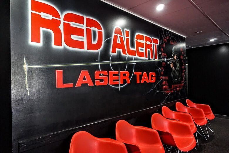 Warners Bay laser tag