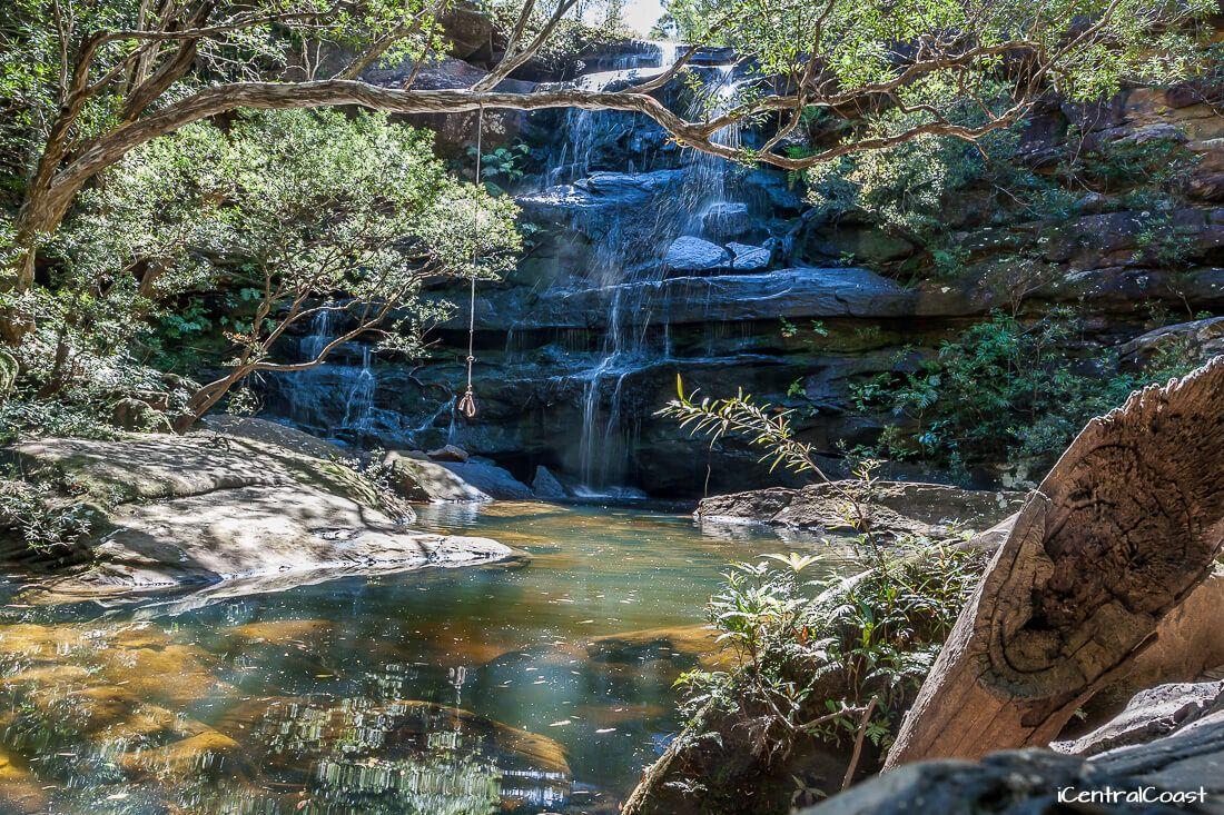 Kariong Brook Fall